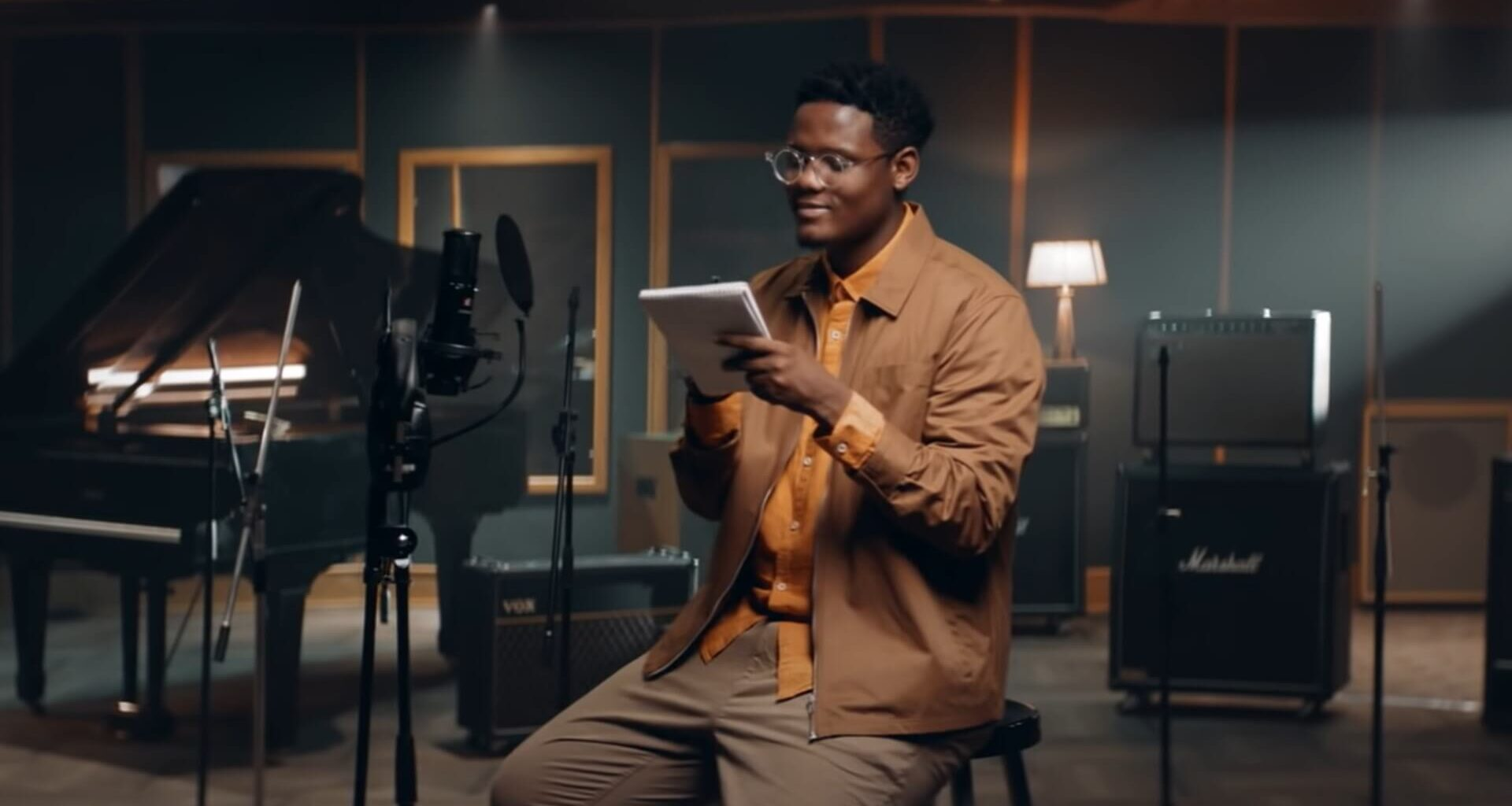 "What is Amapiano? | A screenshot of 'Samthing Soweto - ""Akulaleki"" ft. Sha Sha, DJ Maphorisa and Kabza De Small"